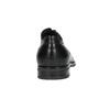 Pánské polobotky v Derby stylu bata, černá, 824-6618 - 17
