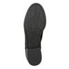 Kotníčková dámská obuv bata, černá, 599-6617 - 19