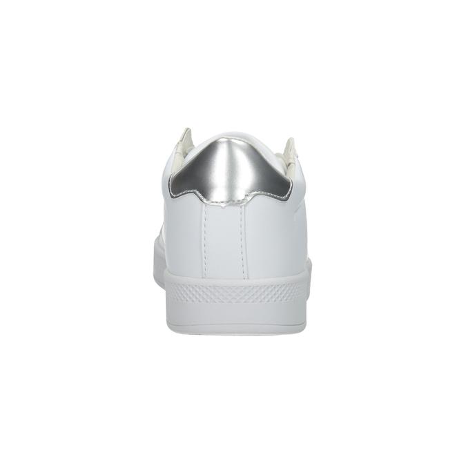 Dámské bílé tenisky atletico, bílá, 501-1171 - 16
