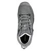 Kožená kotníčková obuv v Outdoor stylu power, šedá, 503-2232 - 15