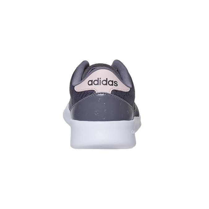 Kožené dámské tenisky adidas, šedá, 503-2111 - 17