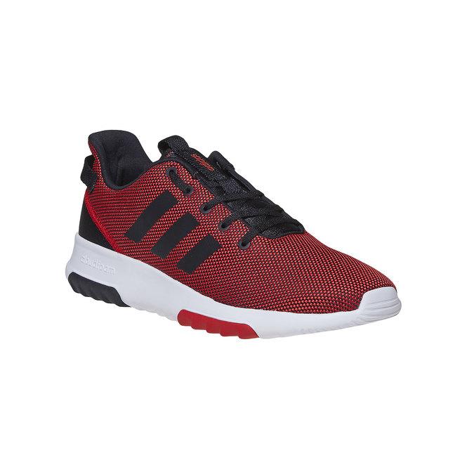 Červené pánské tenisky adidas, červená, 809-5201 - 13