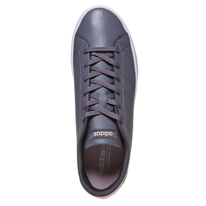 Dámské ležérní tenisky adidas, šedá, 501-2106 - 19