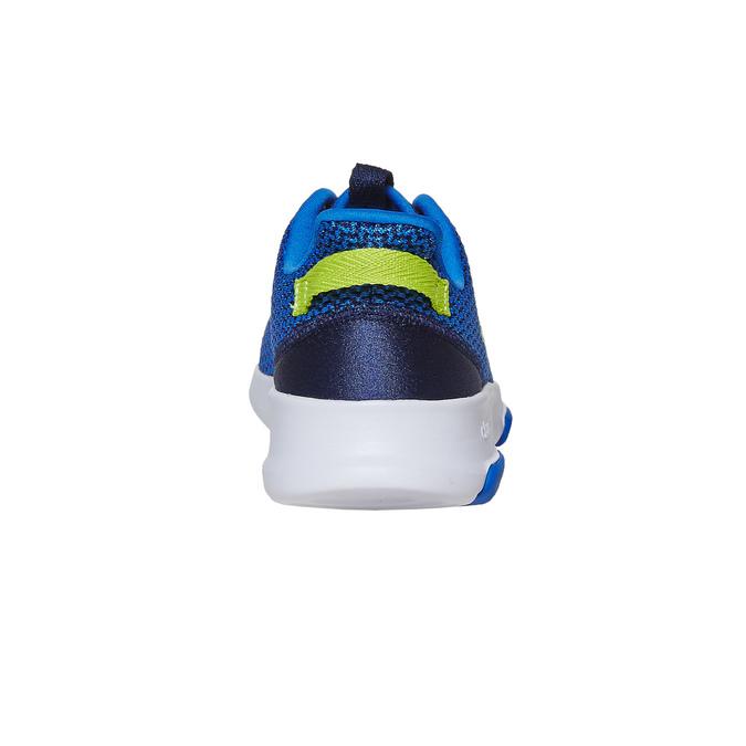 Sportovní chlapecké tenisky adidas, modrá, 409-9289 - 17