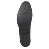Kožená dámská Chelsea obuv bata, červená, 596-5679 - 19