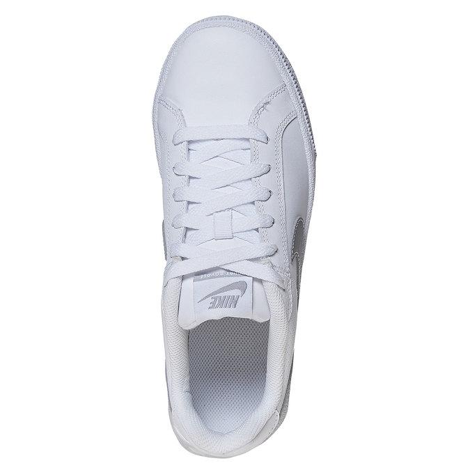 Dámské bílé tenisky nike, bílá, 501-1164 - 19