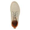 Kotníčková pánská obuv weinbrenner, béžová, 846-8701 - 26