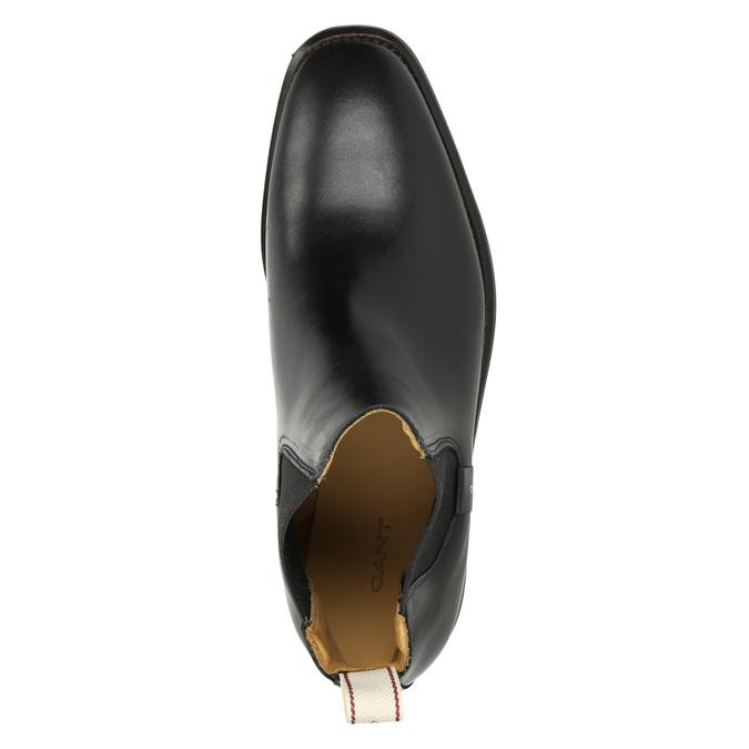Dámská obuv v Chelsea stylu gant, černá, 514-6077 - 26