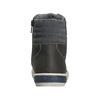 Kotníčková dětská obuv mini-b, šedá, 494-2655 - 17