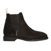 Hnědá dámská Chelsea obuv gant, hnědá, 513-4085 - 15