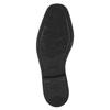 Hnědá kožená Chelsea obuv gant, hnědá, 514-4077 - 19