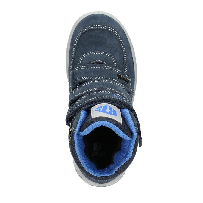 Dětská zimní obuv mini-b, modrá, 293-9615 - 26