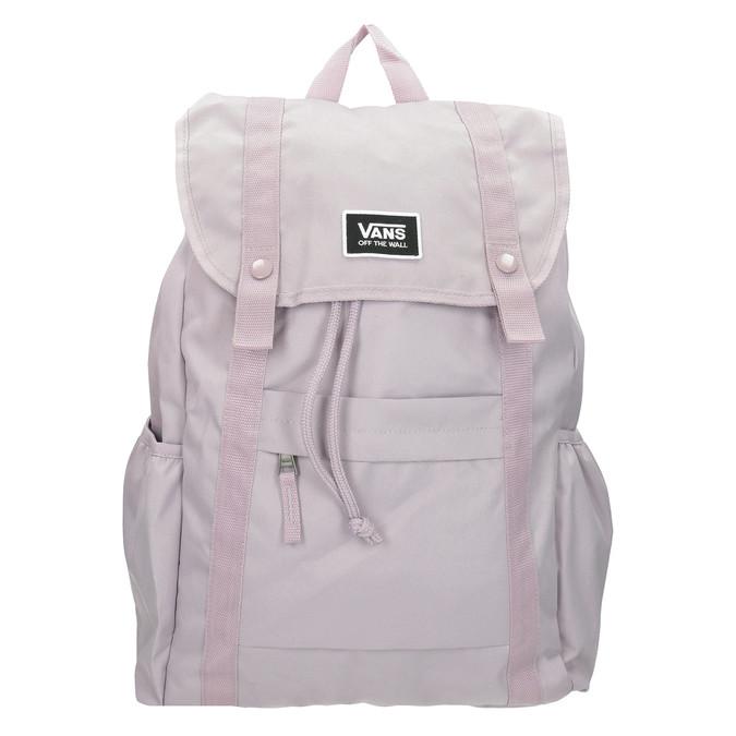 Růžový dámský batoh vans, červená, 969-5080 - 26