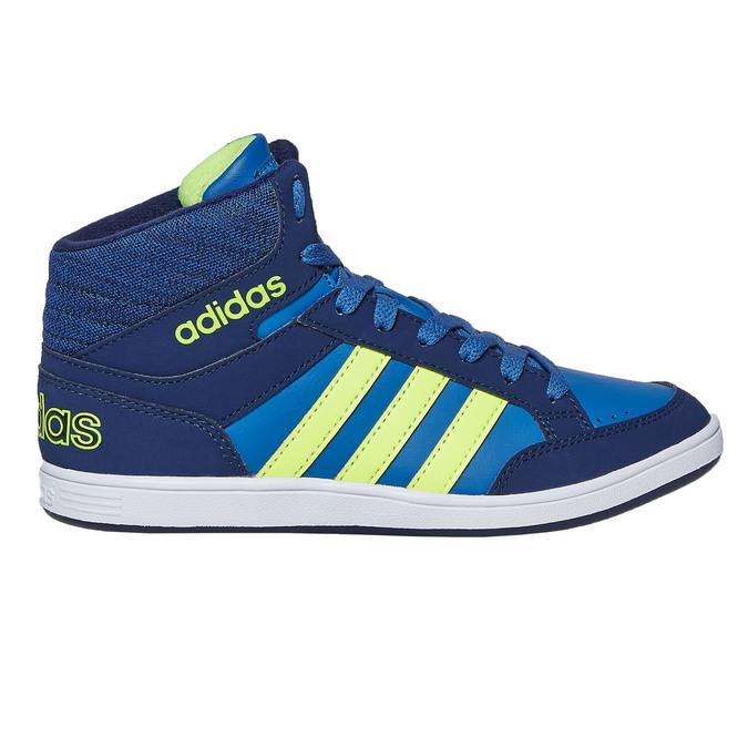 Dětské kotníčkové tenisky adidas, modrá, 401-9291 - 15