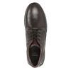 Kožená pánská zimní obuv comfit, hnědá, 894-4686 - 26