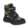Dětská zimní obuv superfit, černá, 399-6031 - 13