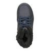 Dětská obuv se zateplením mini-b, modrá, 491-9652 - 26