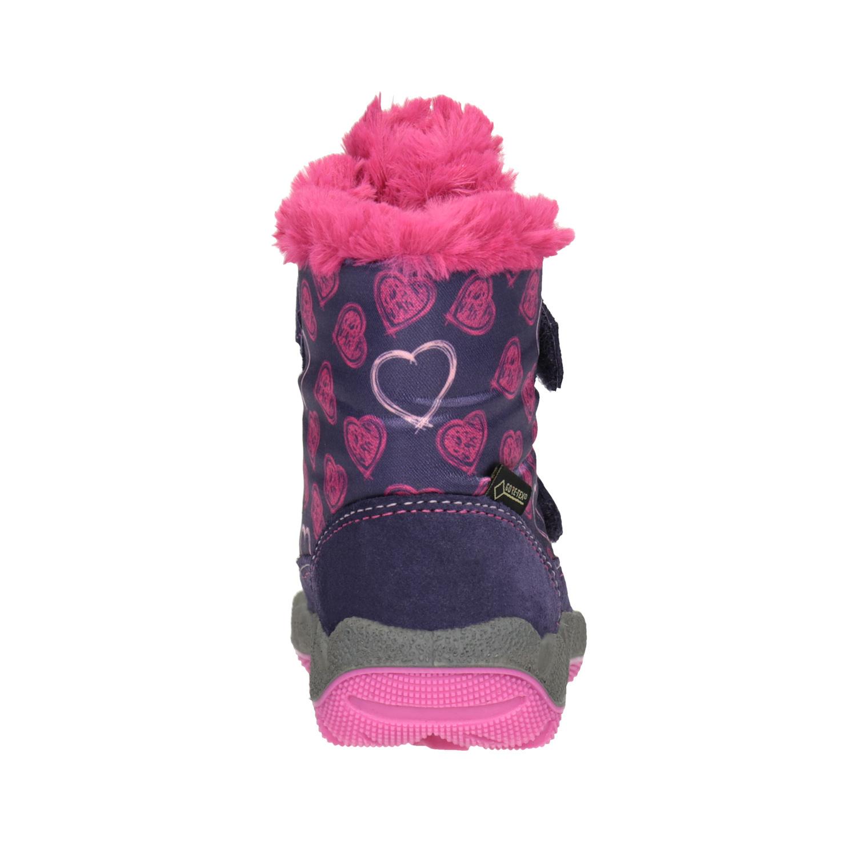 962e127eb36 Superfit Zimní obuv s růžovým kožíškem - Děti