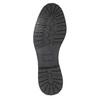 Kožená pánská zimní obuv bata, černá, 894-6689 - 17