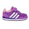 Dětské fialové tenisky adidas, fialová, 109-5157 - 15