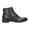 Kožená kotníčková dámská obuv vagabond, černá, 524-6010 - 26