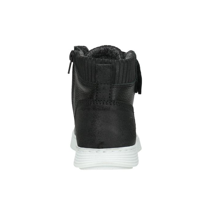 Chlapecká kotníčková obuv bullboxer, černá, 494-6024 - 16