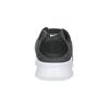 Pánské tenisky s výraznou podešví nike, černá, 809-6185 - 16