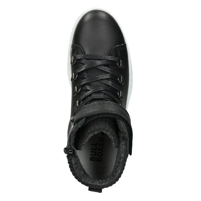 Chlapecká kotníčková obuv bullboxer, černá, 494-6024 - 15