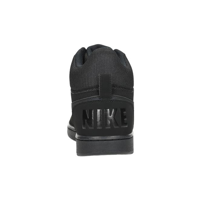 Kotníčkové pánské tenisky nike, černá, 801-6532 - 16