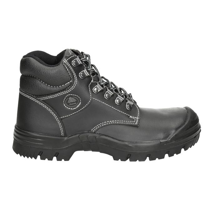Pánská pracovní obuv Stockholm 2 KN S3 bata-industrials, černá, 844-6645 - 26