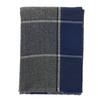 Pánská modrá šála bata, šedá, modrá, 909-9632 - 26
