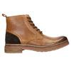 Kotníčková pánská zimní obuv bata, hnědá, 896-3685 - 15