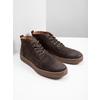Pánská kožená kotníčková obuv bata, hnědá, 846-4653 - 18