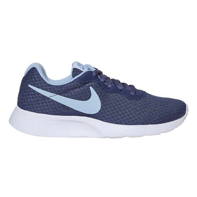 Dámské sportovní tenisky nike, modrá, 509-9257 - 15