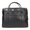 Černá kožená taška royal-republiq, černá, 964-6051 - 26
