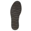 Kožená pánská zimní obuv weinbrenner, hnědá, 896-3700 - 19