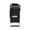 Dětská zimní obuv na suché zipy icepeak, černá, 399-6018 - 16