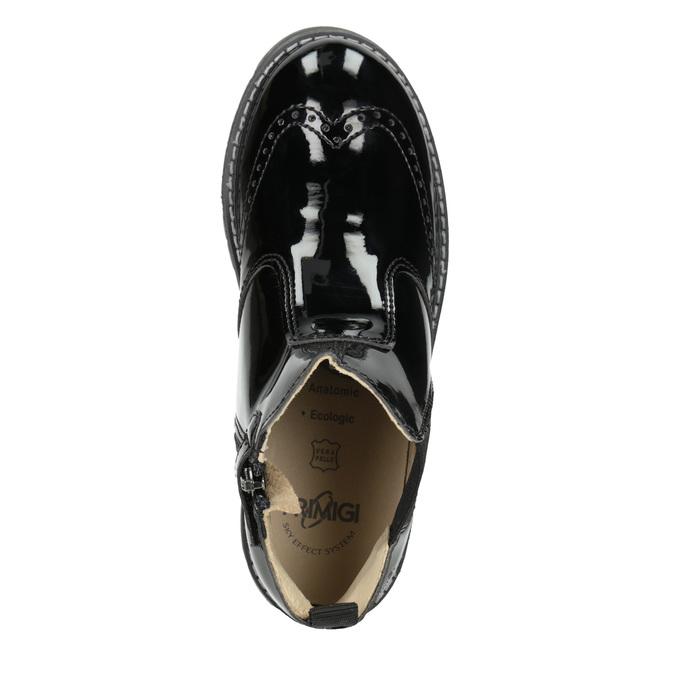 Dětské Chelsea Boots primigi, černá, 428-6007 - 15