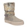 Dětské zimní boty s kožíškem primigi, béžová, 393-8015 - 13