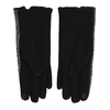Dámské rukavice s mašličkou bata, černá, 909-6615 - 16
