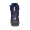 Dívčí zimní obuv na suché zipy mini-b, modrá, 299-9613 - 17