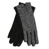 Dámské rukavice s mašličkou bata, černá, 909-6615 - 13