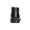 Kožená kotníčková obuv rockport, černá, 894-6036 - 16