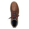 Kotníčková zimní obuv pánská bata, hnědá, 896-3677 - 17