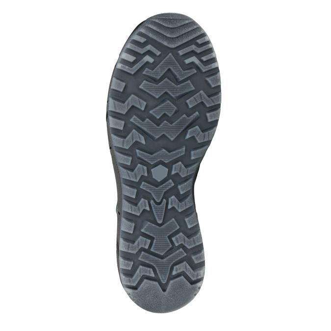 Kožená obuv v Outdoor stylu weinbrenner, modrá, 896-9671 - 17