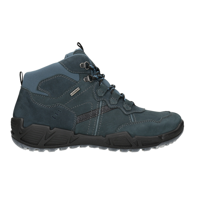 Kožená obuv v Outdoor stylu weinbrenner, modrá, 896-9671 - 26