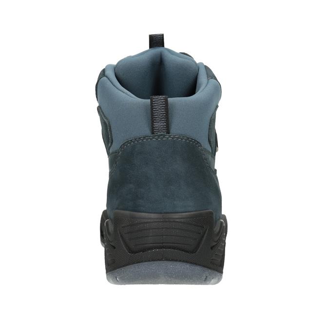 Kožená obuv v Outdoor stylu weinbrenner, modrá, 896-9671 - 16