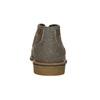 Kotníčková pánská obuv s prošíváním bata, hnědá, 826-4920 - 16