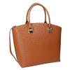 Hnědá dámská kabelka bata, hnědá, 961-3821 - 13