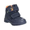 Dětské zimní boty na suché zipy mini-b, modrá, 291-9626 - 13